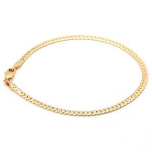 Luxury 18K Gold Plated Link Bracelet